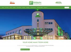 Holiday Inn Website Birmingham Airport