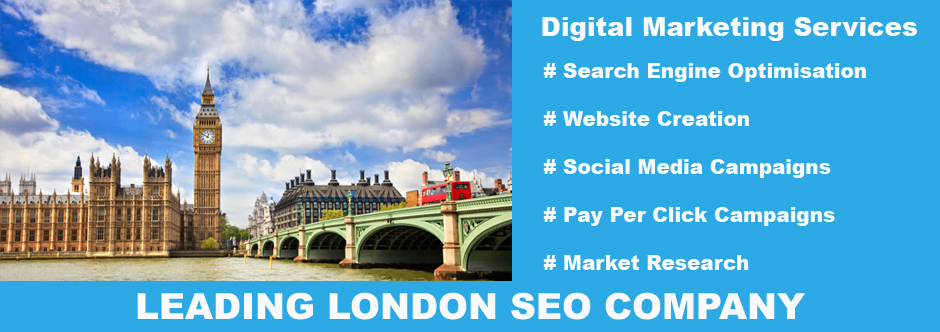 Leading London SEO Company
