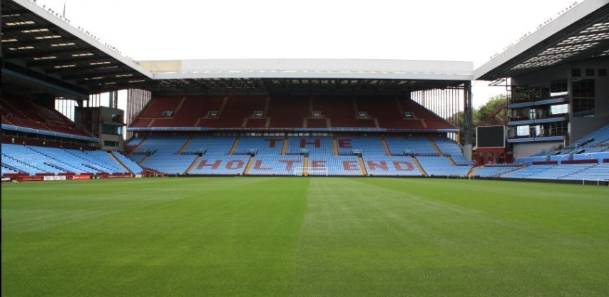 Aston Villa Holte End