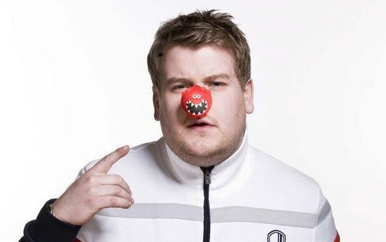 James Corden Comic Relief 2013
