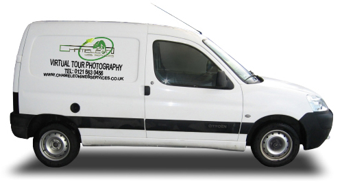 360 Photography Van