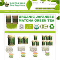 Doctor  King Green Tea
