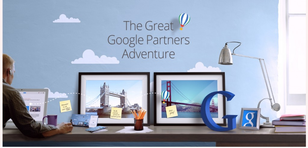 Google Partners Adventure