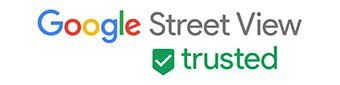 Google Street View Trusted Company