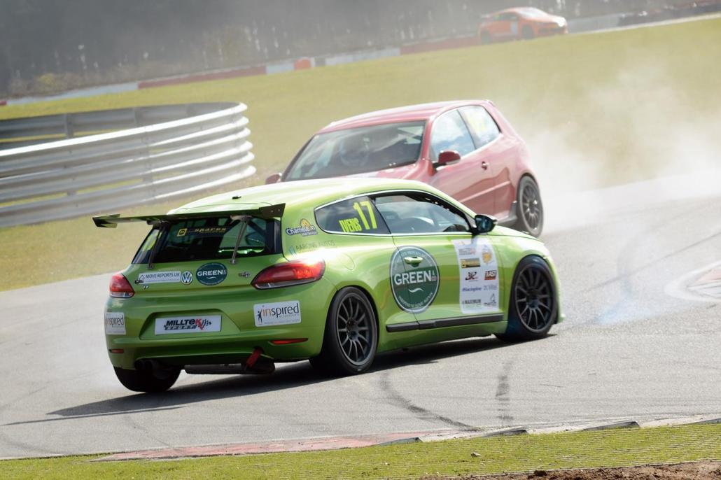 VAG Trophy Racing Snetterton 2