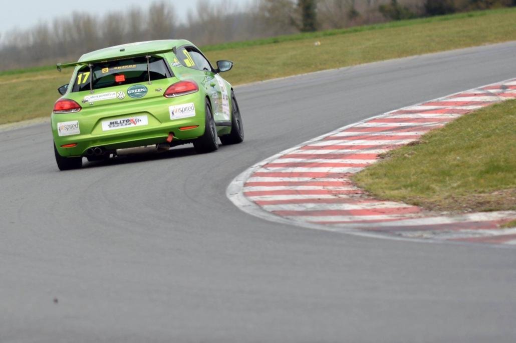 VAG Trophy Racing Snetterton 6