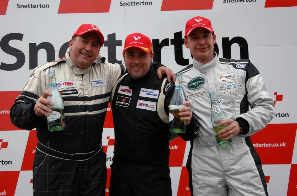 VAG Trophy  Racing Snetterton Race Winners