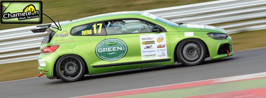 VAG Trophy Racing Sponsorship