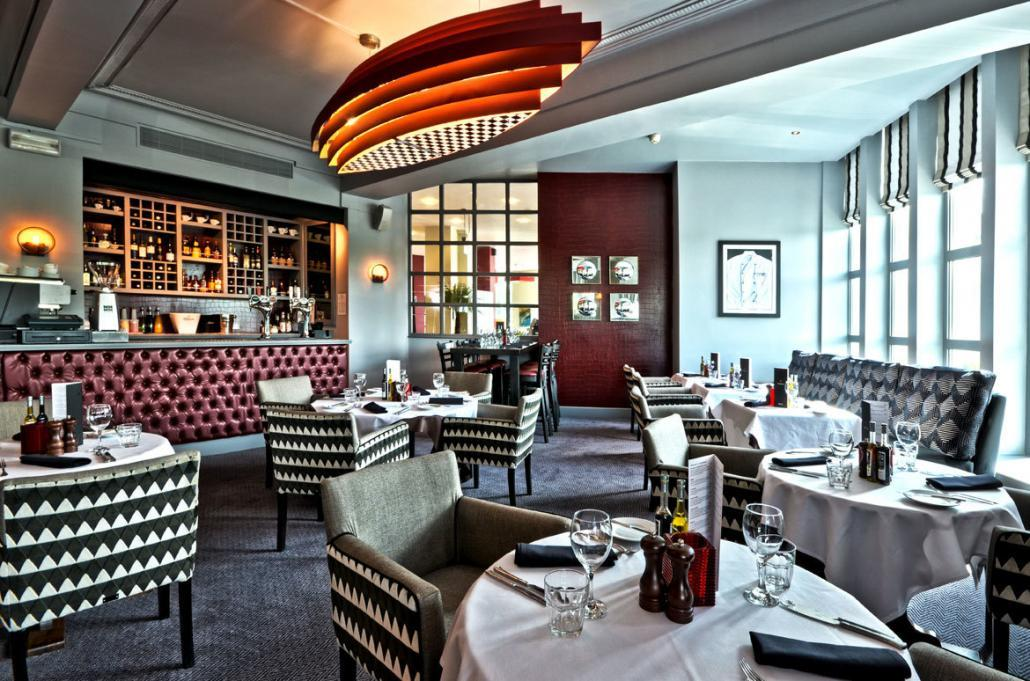 Marco Pierre White New York Italian Birmingham Airport Restaurant