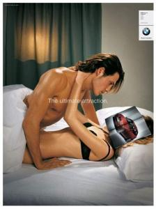 BMW the Ultimate Attraction Advert