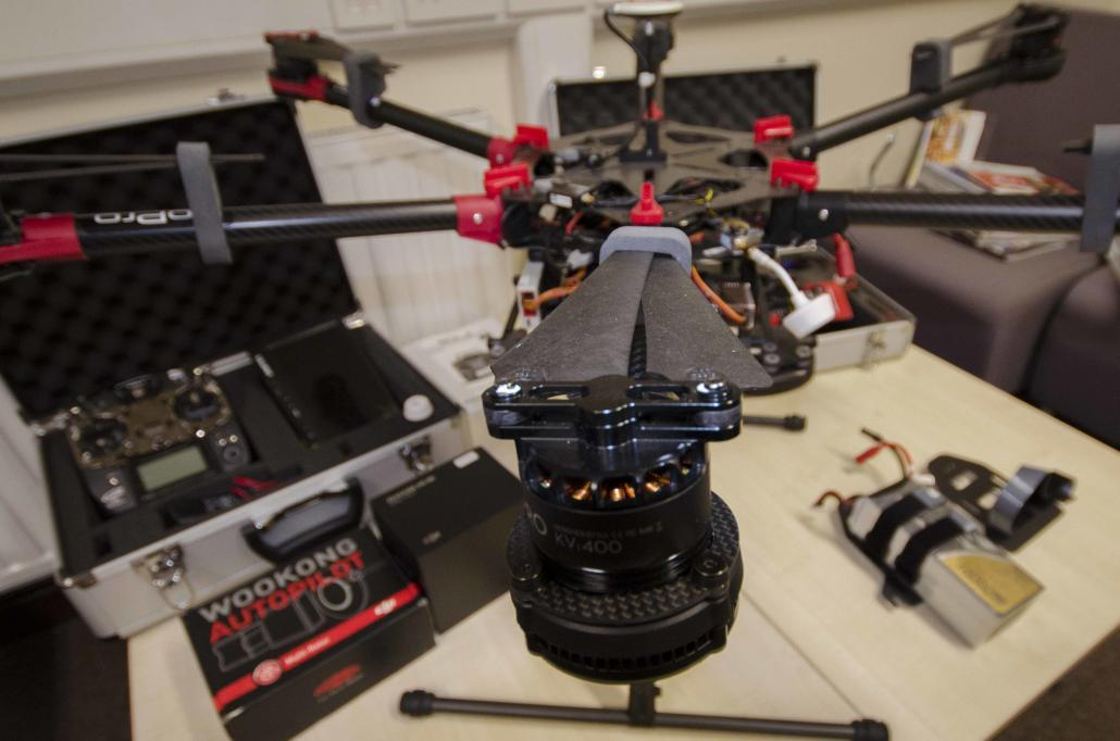 DJI s900 Drone For Sale 6