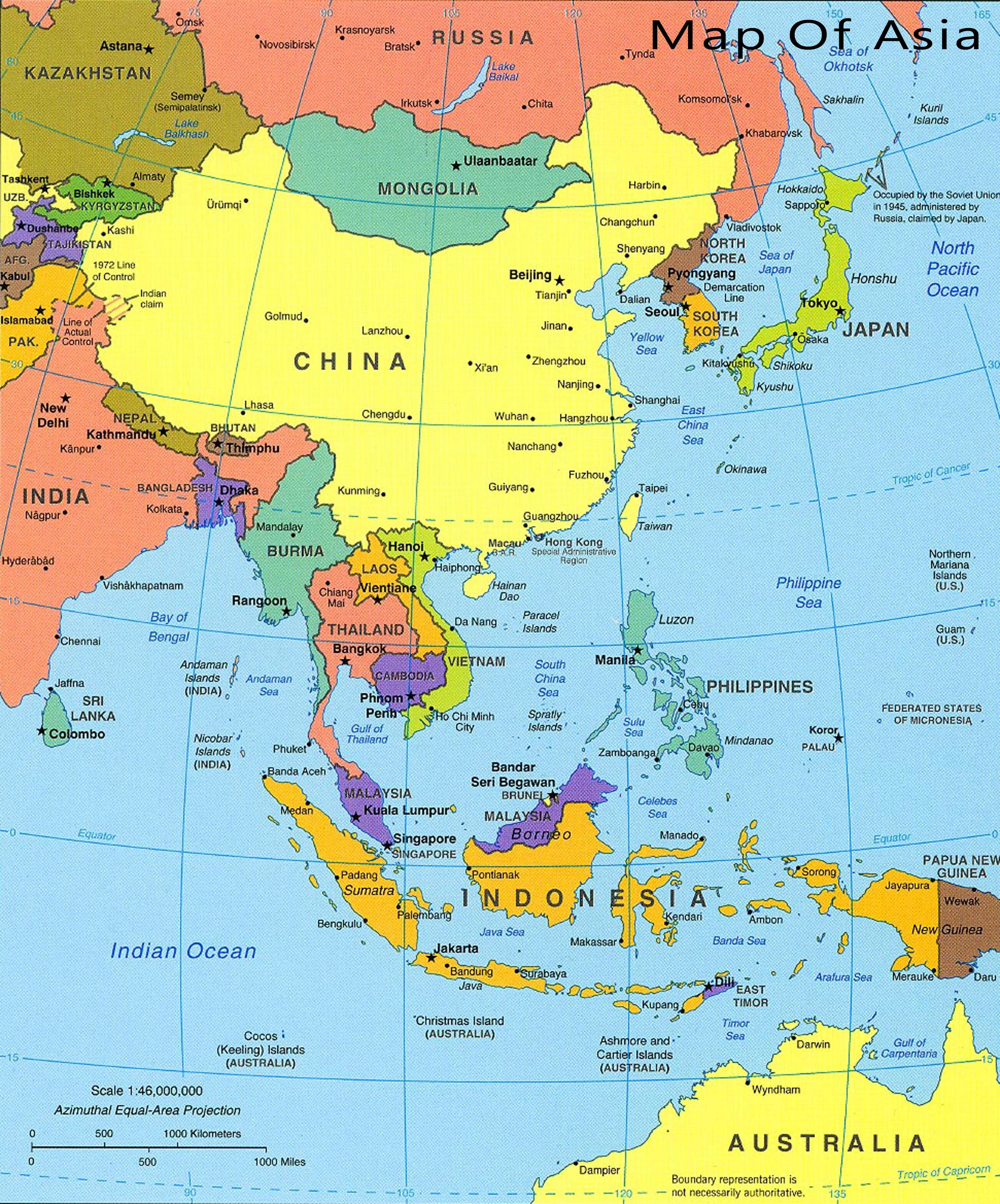 Map Of Asia To Print.Maps Of The World To Print And Download Chameleon Web Services