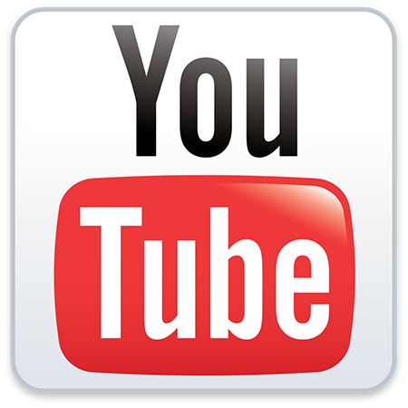 YouTube Logo 450 x 450