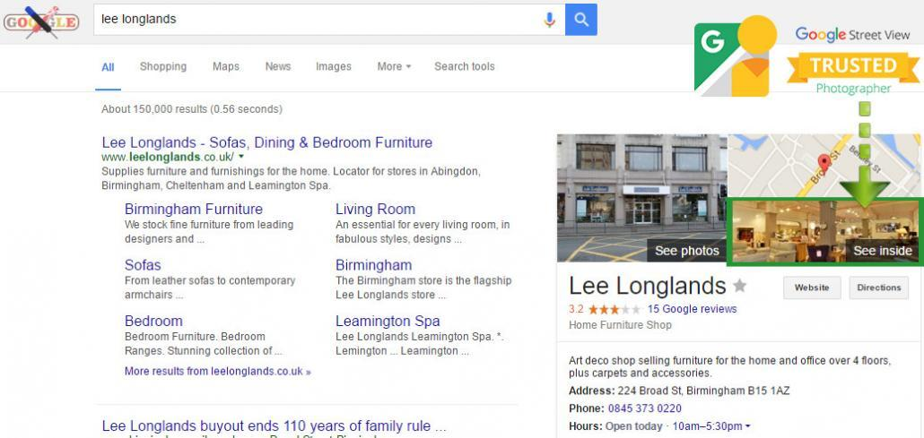 Lee Longlands Birmingham