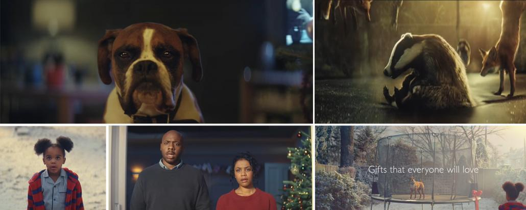 John Lewis Christmas Advert 2016 - #BusterTheBoxer