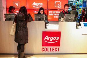 Argos click and collect