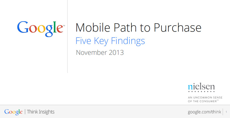 google mobile usage study 2013