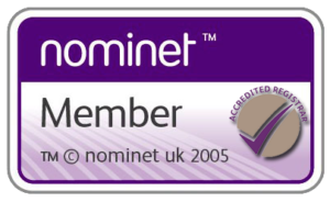 Accredited Nominet Member