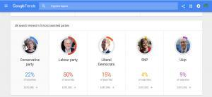 uk election 2017 Google Search