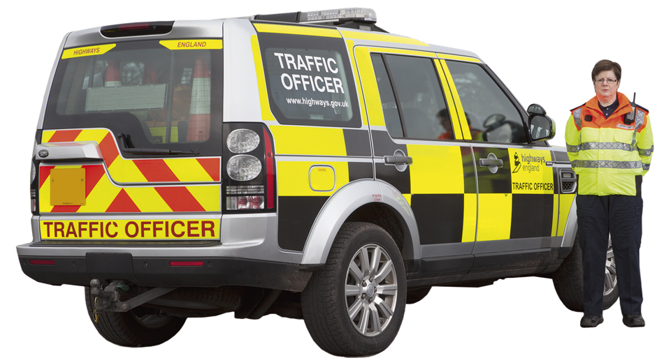 Highways Agency Vehicle