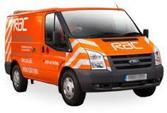 RAC Recovery Vehicle