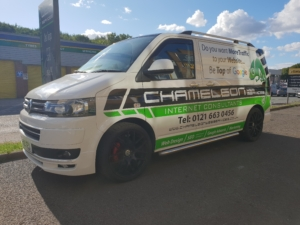 VW Transporter Internet Recovery Vehicle
