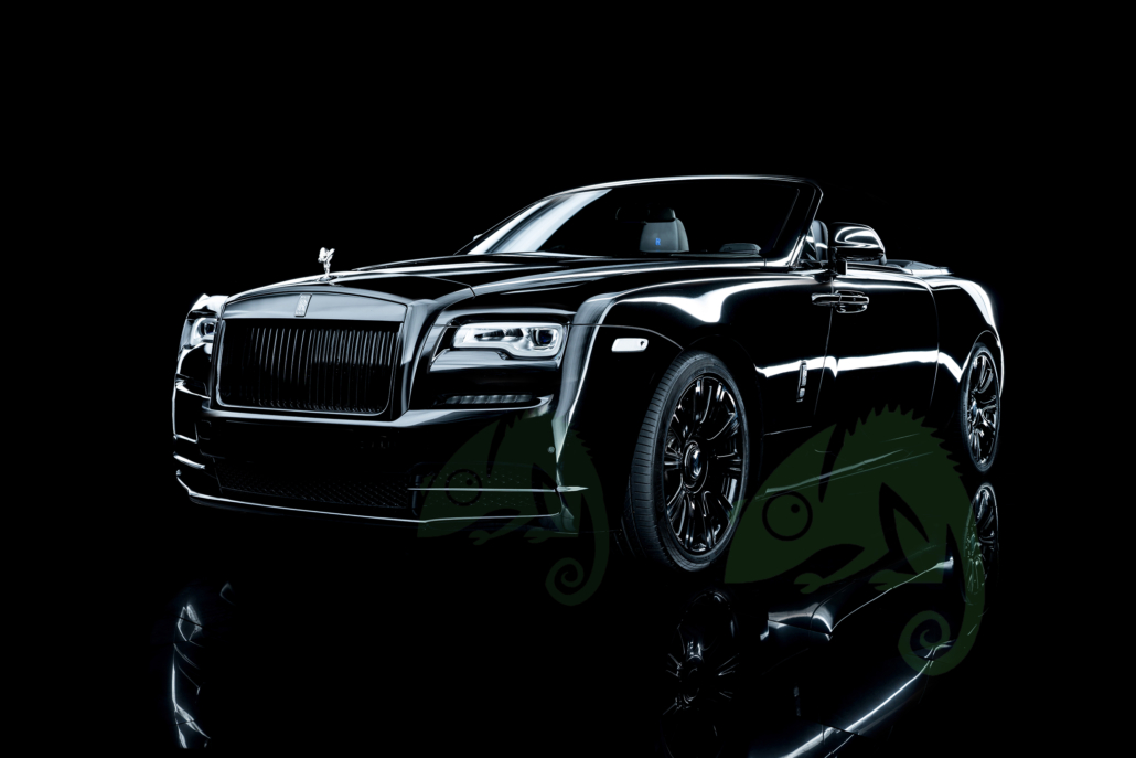 Rolls Royce Photography