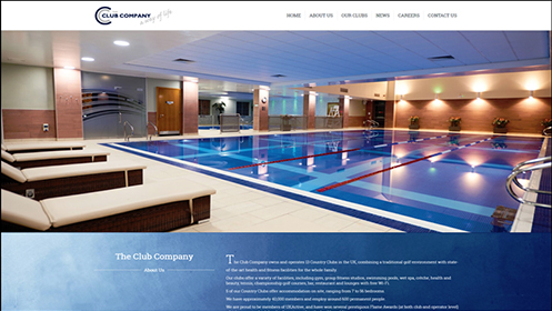the club company website