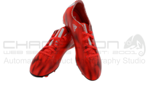 Adidas F10 Football Boots 360 Spin Product Photography Example