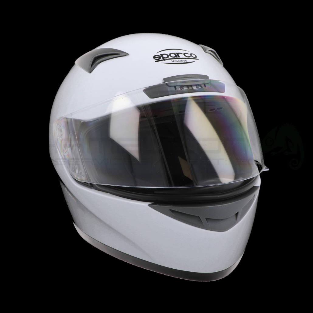 Motorcycle Helmets Product Photography Colour Testing Black 2