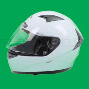 Motorcycle Helmets Product Photography Colour Testing Green 1