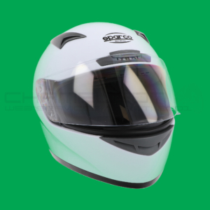Motorcycle Helmets Product Photography Colour Testing Green 2