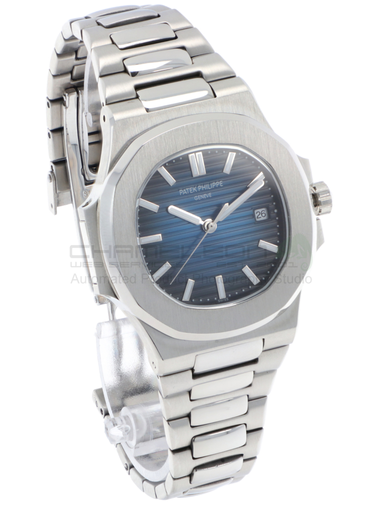 Patek Philippe Nautilus 5711 Watch Stacked Image