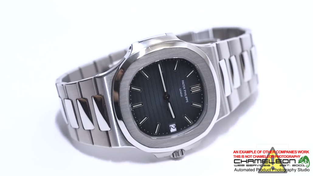 Patek Philippe Nautilus 57111a-010 bad photo