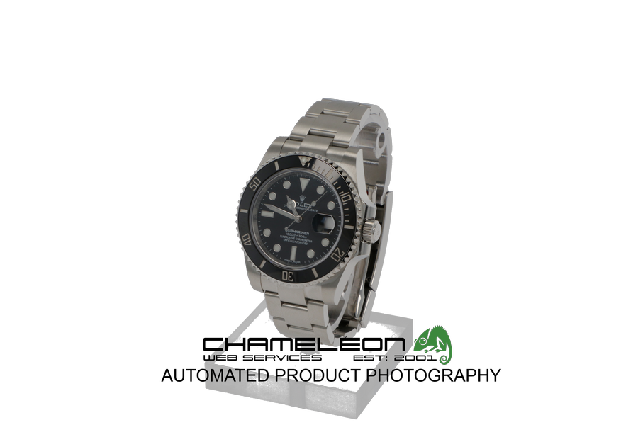 eCommerce Photography Studio Rolex Product Photography