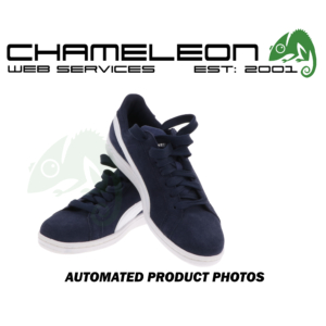 Trainers Product Photography