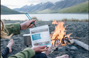 camping product photo