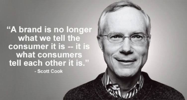 branding message - scott cook