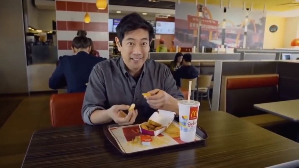 McDonald's Chicken McNuggets testing in restaurant