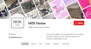 HOS Home Pinterest