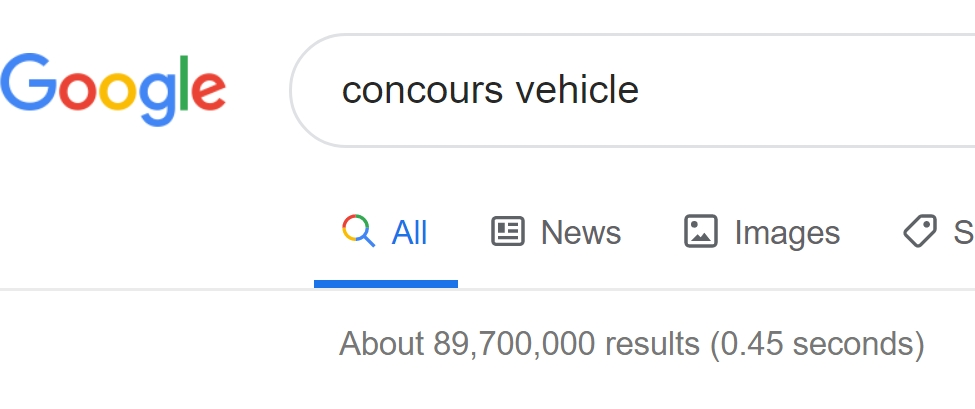 google concours