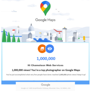 Google Maps Top Photographer