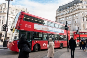 ENIT London Bus Advertising Examples